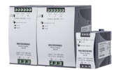 Industrial DIN-Rail PoE+Power Supply