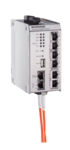 7-Port GbE Industrial PL+ Switch PoE+
